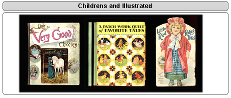 Childrens and Illustrated Books